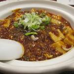 王さん私家菜 - 麻婆豆腐
