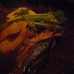 7998477 - ☆筍と豆腐はお魚の煮込みと一緒に頂きましたぁ(^_-)-☆☆