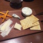 SUI de vin - チーズ盛り合わせ