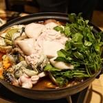 ほうば - ☆海鮮鍋(写真は4名用)