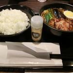 Kokoichibanya - ローストチキンスープカレー931円