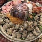 呑み処 まるや - 海鮮寄せ味噌鍋