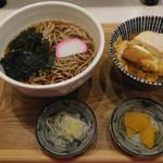 相州蕎麦 - カツ丼セット