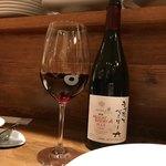 イタリアン アンド ワイン チャコール - グラスワイン赤
