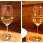 イタリアン アンド ワイン チャコール - グラスワイン白