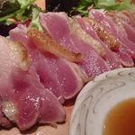 Haruyoshishuteiippo - 軍鶏タタキ