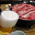79983800 - 牛肉鉄鍋