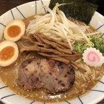 麺恋処 き楽 - 丸特味噌らーめん