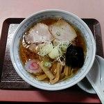 金ちゃんラーメン - 料理写真:中華そば550円