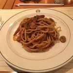 79991700 - スパゲッティ ナポリタン。                       税込1944円+サービス料10%。                       美味し。