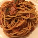 79991713 - スパゲッティ ナポリタン。                       美味し。