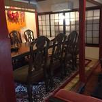りゅうそう茶屋 - 8名様用個室