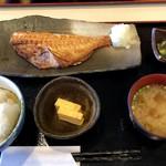79993154 - 焼魚(赤魚)定食