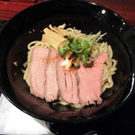 神戸製麺 - ローストビーフ油そば
