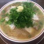 山創 - チャーシュー麺 大盛