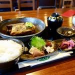道の駅 うとろ・シリエトク - 料理写真:[2018/01]知床旬膳(日替り・限定20食・1200円)