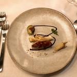 レストラン フェメゾン - フォアグラのポワレ バルサミコソース