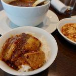 四川料理 天華 - 沸騰牛肉の四川山椒煮込み 2000円