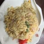 中国料理 一番 - チャーハン