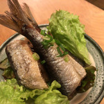 ニチニチ - ニチニチ(魚のタイ風唐揚げ)