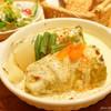 すぎうら - 料理写真:2017年12月 ロールキャベツ(クリームソース)【950円】