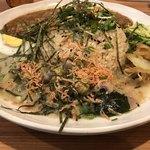アジアンキッチン オオツカレー - 黒味噌と鶏ミンチの舌がしびれるカレー