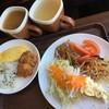 杜のあぶりや 真仁 - 料理写真:ブュッフェ&薄めのスープと味噌汁