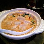 馬馬虎虎 - 坦坦水餃子鍋