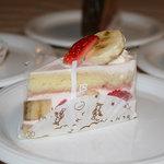 ミヤハラ - ショートケーキ
