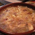 ラパス - 白魚のオリーブオイル煮(沸き立っている)2