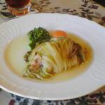 ピンクプッシー - ロール白菜