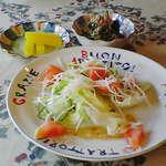 ピンクプッシー - サラダ