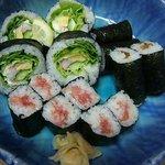 廻鮮寿司かね喜 -