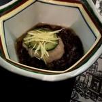 ふるさと料理 杉の子 - 料理写真:小鉢は自然薯入りもずく。