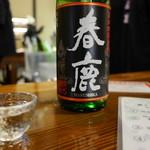 今西清兵衛商店 - 旨口四段仕込 純米酒