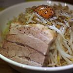 麺処 マゼル - まぜそば(しょうゆ)