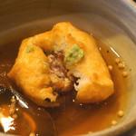 Sugino - おでん(大和いも饅頭)