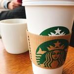 スターバックス・コーヒー - グランデスターバックスラテ・トールドリップコーヒー