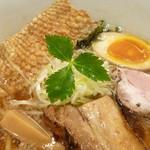 うまい麺には福来たる 西大橋店 - 鯛香る醤油らーめん