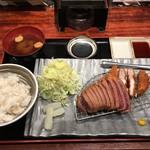 牛カツのタケル - 料理