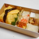 御鮓所 醍醐 - 茶巾・大阪寿司