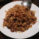 味香亭 - 料理写真:牛肉XO醤炒飯