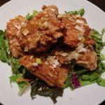 味香亭 - 油淋鶏