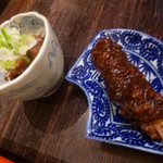 80005657 - 味噌串カツと牛すじドテ煮