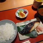 鈴波  - 鈴波定食(1,296円・込)