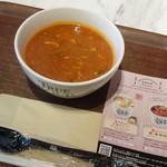 トゥルー スープ - 料理写真:チキン&トルティーヤ(R)(690円)