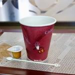 レフボン - [2018/01]ブレンドコーヒー(124円)