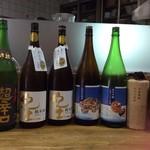 両国 - ドリンク写真:日本酒
