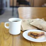 駅舎cafe くるみの森 - 料理写真: