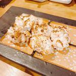 梅家 - 鱈の白子炙り塩